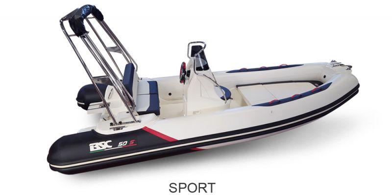 Rib Speed Boat BSC 50